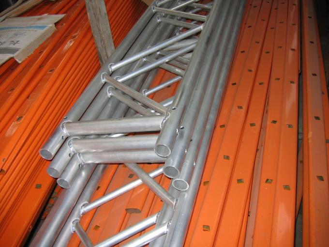 H Beam Scaffold Ladder Beams Aluminum Formworks Strong Loading Capacity