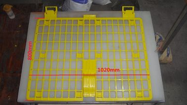 China Construction Plastic Scaffold Brick Guards Scaffolding Safety Accessories supplier