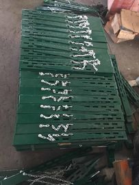 China Scaffold Steel Adjustable Formwork Accessories / Column Panel Clamp OEM Service supplier