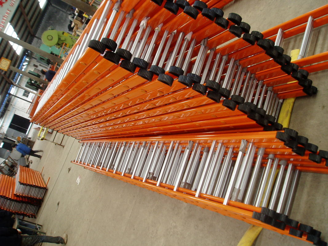 Metal Scaffolding Ladders : Galvanized steel straight scaffold step ladder
