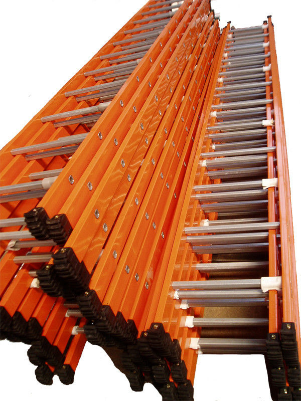 Metal Scaffolding Ladders : Oem powder coated m steel scaffold step ladder