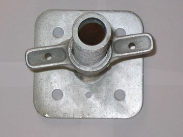 Steel Adjustable Scaffold Screw Jack Base for Construction System